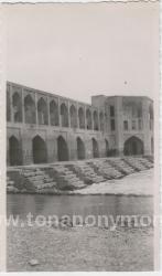 Isfahan - Γέφυρα Khaju (Pol-e Khaju)