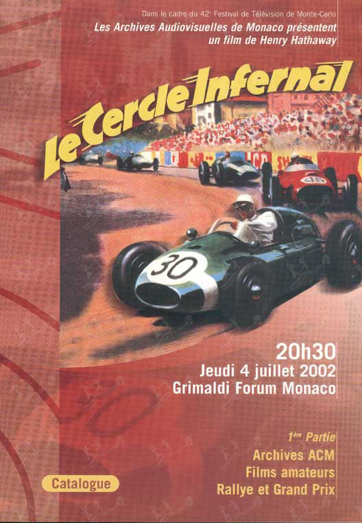 Le Cercle Infernal - Les Archives Audiovisuelles de Monaco