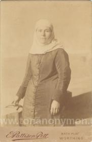 Γυναίκα με μαντήλι