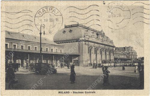 MILANO-STAZIONE CENTRALE