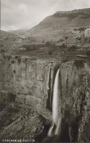Jezzine, Λίβανος, Καρτ ποστάλ